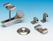 Accessories for gratings
