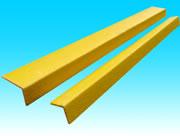 Safety edges for vertical ladders verticali