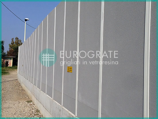 bespoke fencing for a power plant