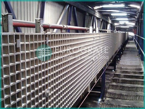industrial fencing for the mining sector