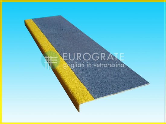 The Eurograte stair tread cover product