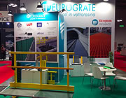 Eurograte Gratings at the EXPO Ferroviaria Exhibition