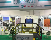 Eurograte Gratings at INNOTRANS