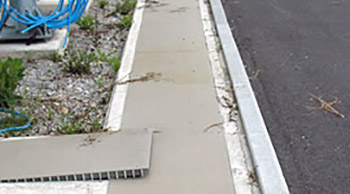 GRP fibreglass trench covers