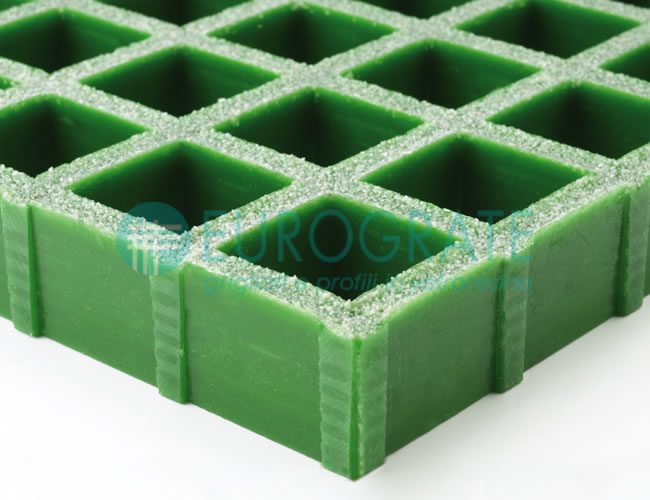 Grating with High Quality Isophthalic Resin