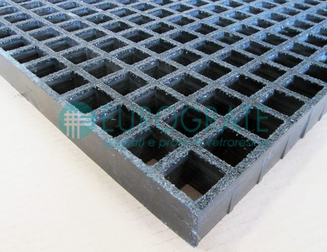 Grating with Conductive Open Surface with silica R 13