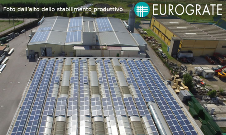 Eurograte Grating Sustainability: GRP products