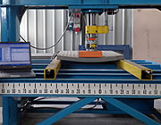 Gratings tested for mechanical resistance