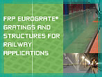 GRP Gratings for the Railway Sector catalogue