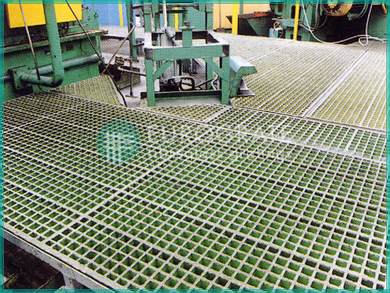 gratings used in the engineering industry