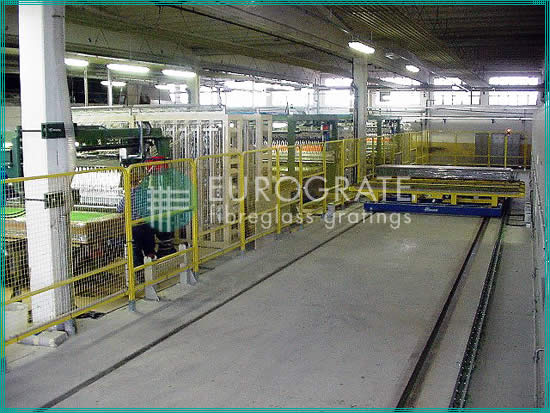 safety handrails production