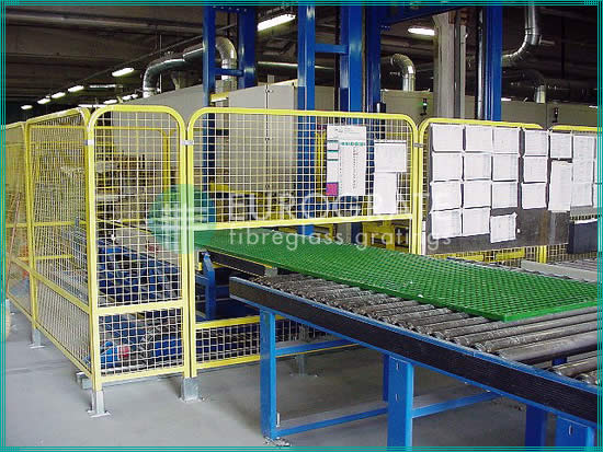 manufacturing safety handrails