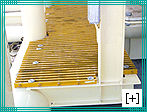 GRP pultruded grating application